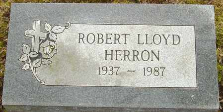 HERRON, ROBERT LLOYD - Franklin County, Ohio | ROBERT LLOYD HERRON - Ohio Gravestone Photos