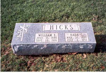 SOWERS HICKS, NADA C. - Franklin County, Ohio | NADA C. SOWERS HICKS - Ohio Gravestone Photos
