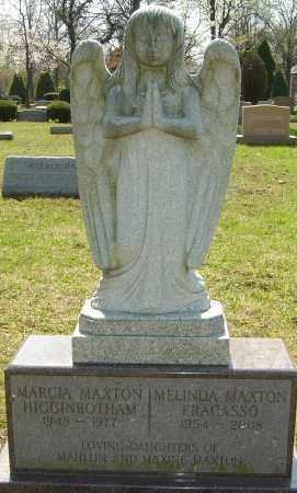 MAXTON FRACASSO, MELINDA - Franklin County, Ohio | MELINDA MAXTON FRACASSO - Ohio Gravestone Photos