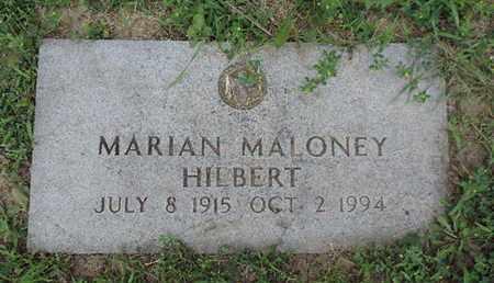 HILBERT, MARIAN - Franklin County, Ohio | MARIAN HILBERT - Ohio Gravestone Photos