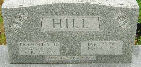 HILL, DOROTHY - Franklin County, Ohio | DOROTHY HILL - Ohio Gravestone Photos