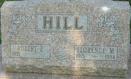 HILL, FLORENCE M - Franklin County, Ohio | FLORENCE M HILL - Ohio Gravestone Photos