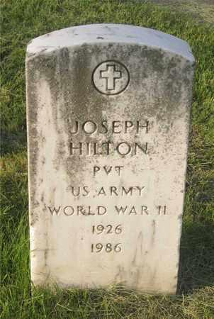 HILTON, JOSEPH - Franklin County, Ohio | JOSEPH HILTON - Ohio Gravestone Photos