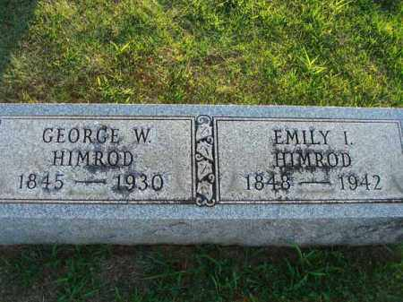 HIMROD, EMILY I. - Franklin County, Ohio | EMILY I. HIMROD - Ohio Gravestone Photos