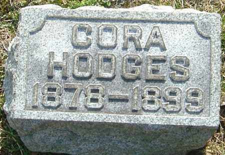 STROHM HODGES, CORA - Franklin County, Ohio | CORA STROHM HODGES - Ohio Gravestone Photos