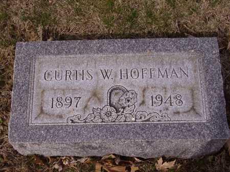 HOFFMAN, CURTIS - Franklin County, Ohio | CURTIS HOFFMAN - Ohio Gravestone Photos