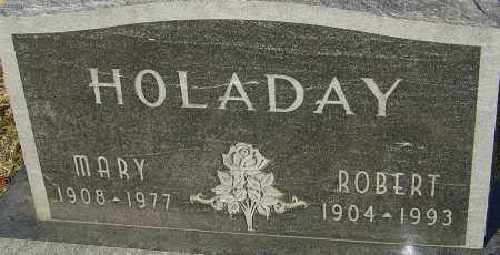 HOLADAY, MARY - Franklin County, Ohio | MARY HOLADAY - Ohio Gravestone Photos