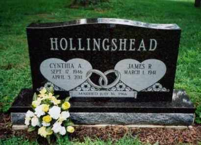HOLLINGSHEAD, CYNTHIA A. - Franklin County, Ohio | CYNTHIA A. HOLLINGSHEAD - Ohio Gravestone Photos