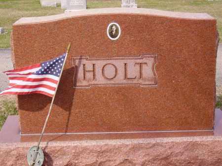 HOLT, FAMILY MONUMENT - Franklin County, Ohio | FAMILY MONUMENT HOLT - Ohio Gravestone Photos