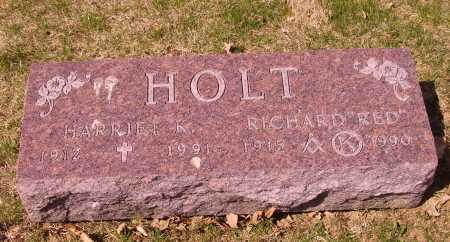 HOLT, HARRIET K. - Franklin County, Ohio | HARRIET K. HOLT - Ohio Gravestone Photos