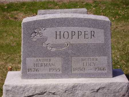 HOPPER, HERMAN - Franklin County, Ohio | HERMAN HOPPER - Ohio Gravestone Photos