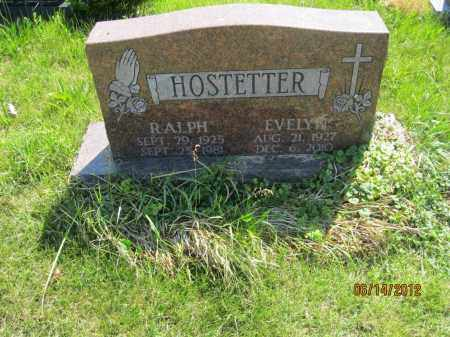 HOSTETTER, RALPH STEWART - Franklin County, Ohio | RALPH STEWART HOSTETTER - Ohio Gravestone Photos