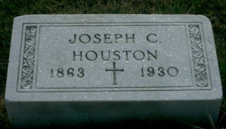 HOUSTON, JOSEPH C - Franklin County, Ohio | JOSEPH C HOUSTON - Ohio Gravestone Photos