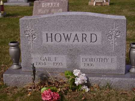 HOWARD, GAIL F. - Franklin County, Ohio | GAIL F. HOWARD - Ohio Gravestone Photos