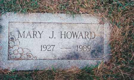 HOWARD, MARY - Franklin County, Ohio | MARY HOWARD - Ohio Gravestone Photos