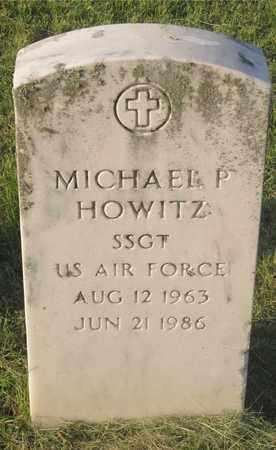 HOWITZ, MICHAEL P. - Franklin County, Ohio | MICHAEL P. HOWITZ - Ohio Gravestone Photos