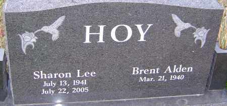 HOY, SHARON LEE - Franklin County, Ohio | SHARON LEE HOY - Ohio Gravestone Photos