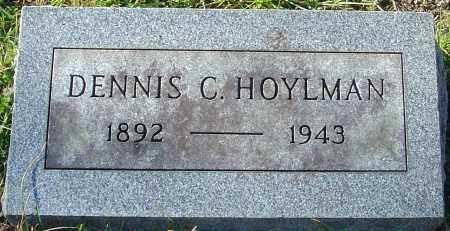 HOYLMAN, DENNIS CALLAGHAN - Franklin County, Ohio | DENNIS CALLAGHAN HOYLMAN - Ohio Gravestone Photos