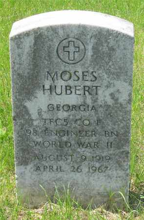 HUBERT, MOSES - Franklin County, Ohio | MOSES HUBERT - Ohio Gravestone Photos