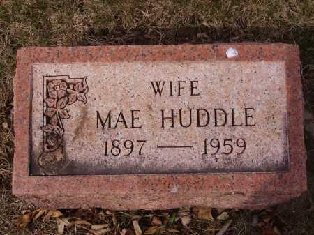 HUDDLE, MAE - Franklin County, Ohio | MAE HUDDLE - Ohio Gravestone Photos