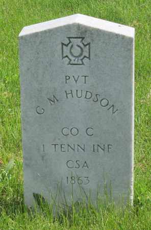 HUDSON, G. M. - Franklin County, Ohio | G. M. HUDSON - Ohio Gravestone Photos