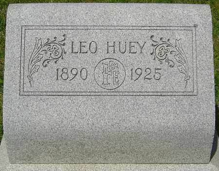 HUEY, LEO - Franklin County, Ohio | LEO HUEY - Ohio Gravestone Photos