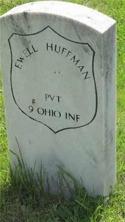 HUFFMAN, EWELL - Franklin County, Ohio | EWELL HUFFMAN - Ohio Gravestone Photos