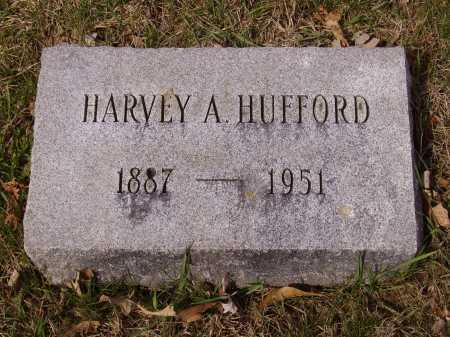 HUFFORD, HARVEY A. - Franklin County, Ohio | HARVEY A. HUFFORD - Ohio Gravestone Photos