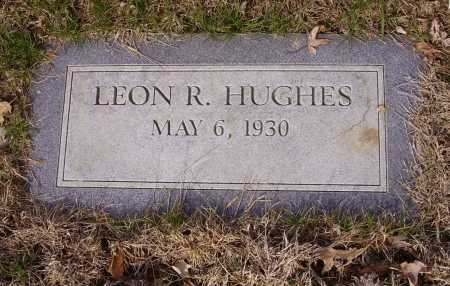 HUGHES, LEON R. - Franklin County, Ohio | LEON R. HUGHES - Ohio Gravestone Photos