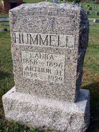 HUMMELL, LAURA - Franklin County, Ohio | LAURA HUMMELL - Ohio Gravestone Photos