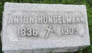 HUNGELMANN, ANTON - Franklin County, Ohio | ANTON HUNGELMANN - Ohio Gravestone Photos