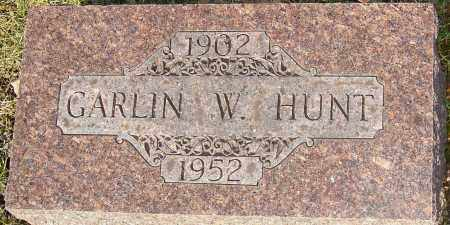 HUNT, GARLIN - Franklin County, Ohio | GARLIN HUNT - Ohio Gravestone Photos