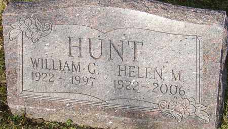 HUNT, HELEN M - Franklin County, Ohio | HELEN M HUNT - Ohio Gravestone Photos