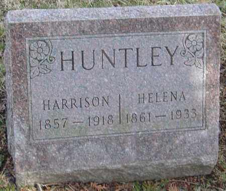 HUNTLEY, HELENA - Franklin County, Ohio | HELENA HUNTLEY - Ohio Gravestone Photos