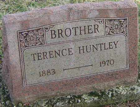 HUNTLEY, TERRENCE - Franklin County, Ohio | TERRENCE HUNTLEY - Ohio Gravestone Photos
