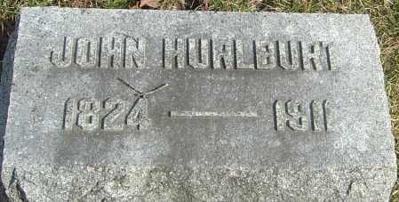 HURLBURT, JOHN - Franklin County, Ohio   JOHN HURLBURT - Ohio Gravestone Photos