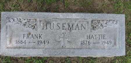 HUSEMAN, FRANK - Franklin County, Ohio | FRANK HUSEMAN - Ohio Gravestone Photos