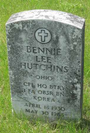 HUTCHINS, BENNIE LEE - Franklin County, Ohio | BENNIE LEE HUTCHINS - Ohio Gravestone Photos