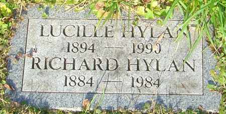 HYLAN, RICHARD - Franklin County, Ohio | RICHARD HYLAN - Ohio Gravestone Photos