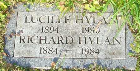 HYLAN, LUCILLE - Franklin County, Ohio | LUCILLE HYLAN - Ohio Gravestone Photos