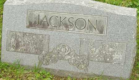 JACKSON, RICHARD - Franklin County, Ohio | RICHARD JACKSON - Ohio Gravestone Photos