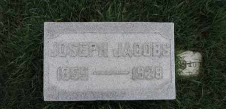 JACOBS, JOSEPH - Franklin County, Ohio | JOSEPH JACOBS - Ohio Gravestone Photos