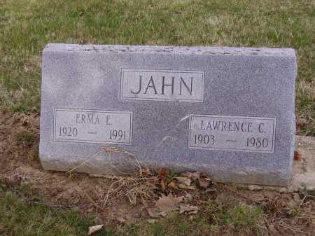 JAHN, LAWRENCE C. - Franklin County, Ohio | LAWRENCE C. JAHN - Ohio Gravestone Photos