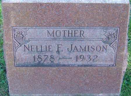 JAMISON, NELLIE F - Franklin County, Ohio | NELLIE F JAMISON - Ohio Gravestone Photos