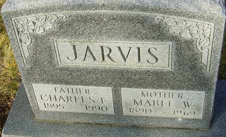 JARVIS, MABLE W - Franklin County, Ohio | MABLE W JARVIS - Ohio Gravestone Photos