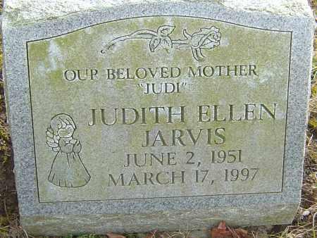 JARVIS, JUDITH ELLEN - Franklin County, Ohio | JUDITH ELLEN JARVIS - Ohio Gravestone Photos