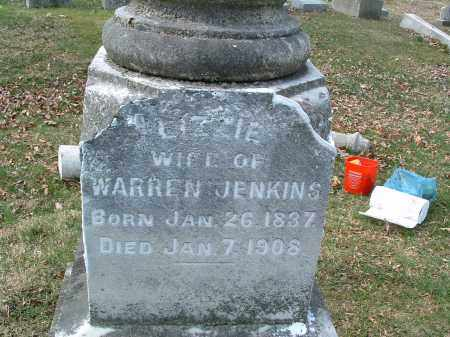 "MICKLE JENKINS, ELIZABETH ""LIZZIE"" - Franklin County, Ohio 