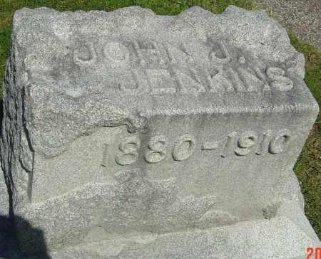 JENKINS, JOHN JAMES - Franklin County, Ohio | JOHN JAMES JENKINS - Ohio Gravestone Photos