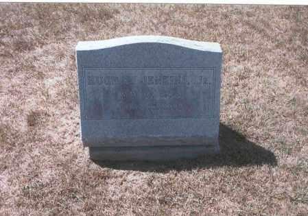 JENKINS, JR., HUGH S. - Franklin County, Ohio | HUGH S. JENKINS, JR. - Ohio Gravestone Photos