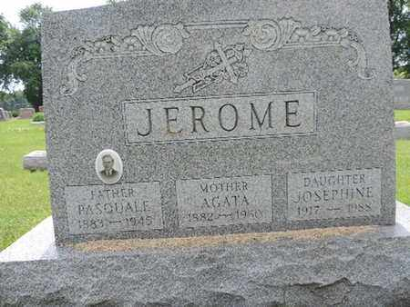 JEROME, AGATA - Franklin County, Ohio | AGATA JEROME - Ohio Gravestone Photos